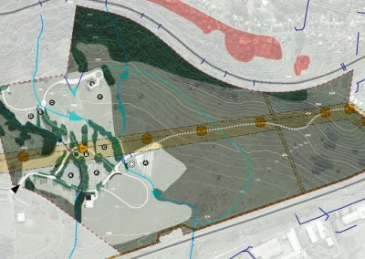 Wollongong Memorial Gardens Masterplan