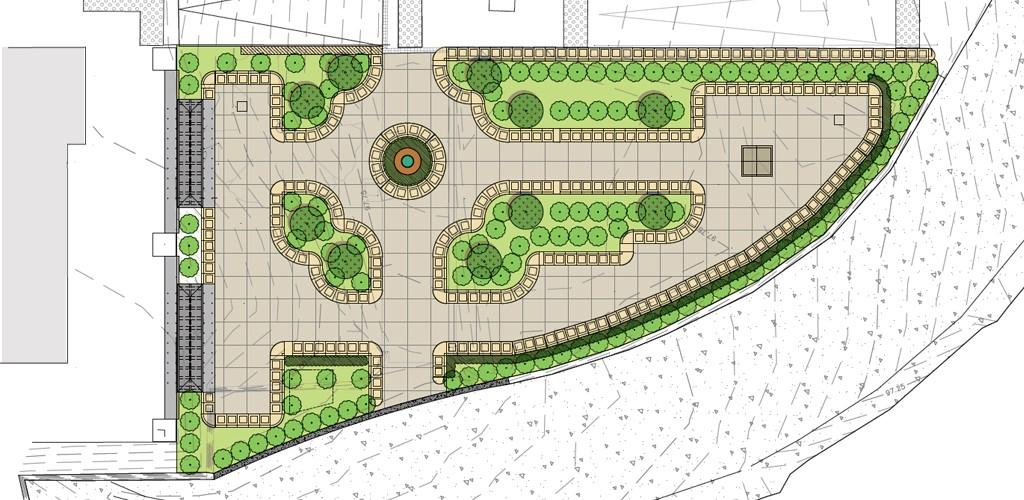 Box hill Vic cemetery plan