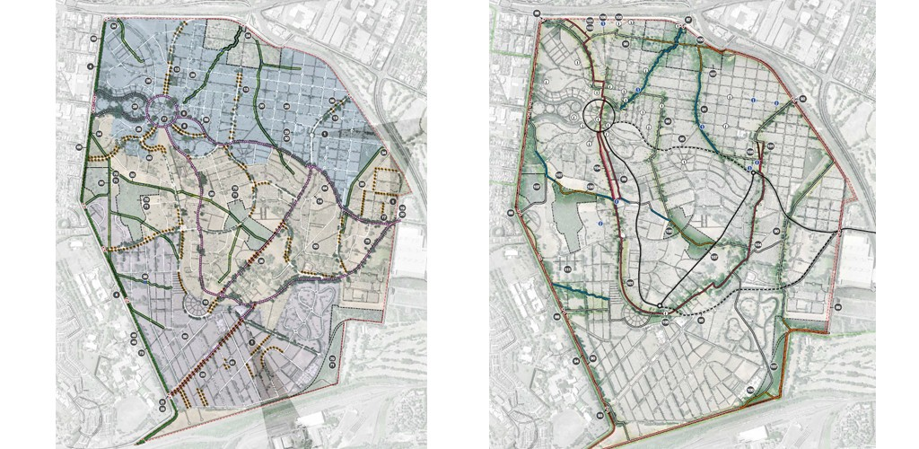 Rookwood Necropolis Masterplan