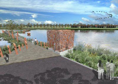 Springvale Botanical Cemetery Design Competition