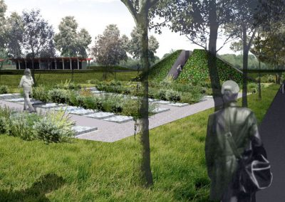 Springvale Botanical Cemetery Design Competition