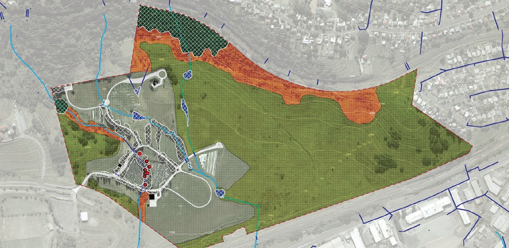 Wollongong Lawn cemetery planning