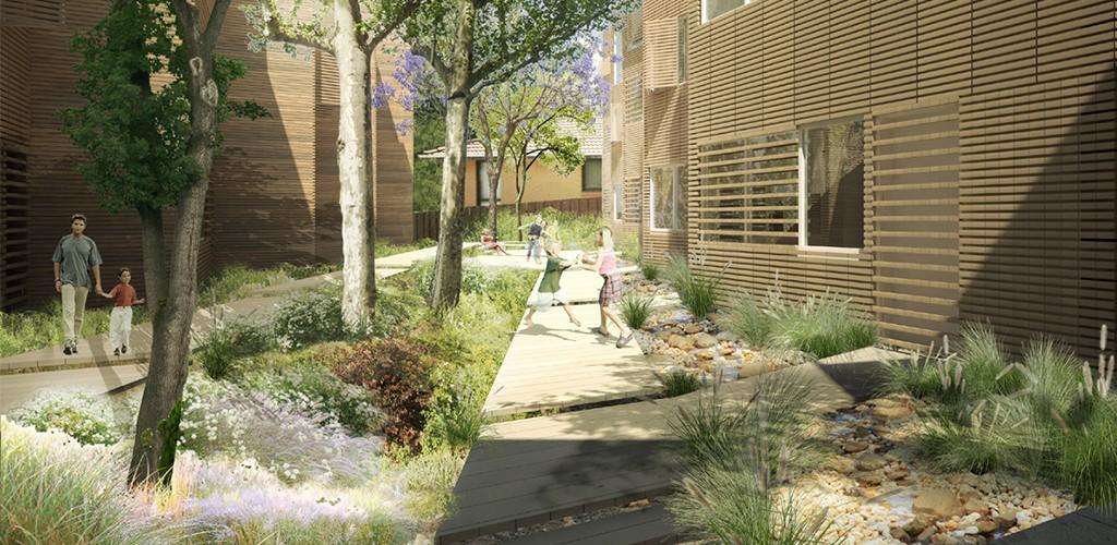 Parkville residential plan