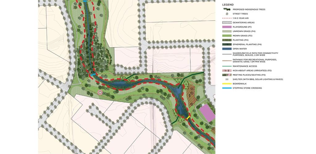 Wharparilla residential plan