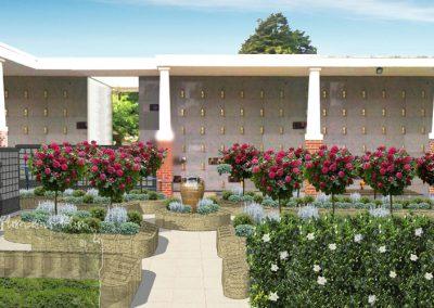 Box Hill Memorial Garden