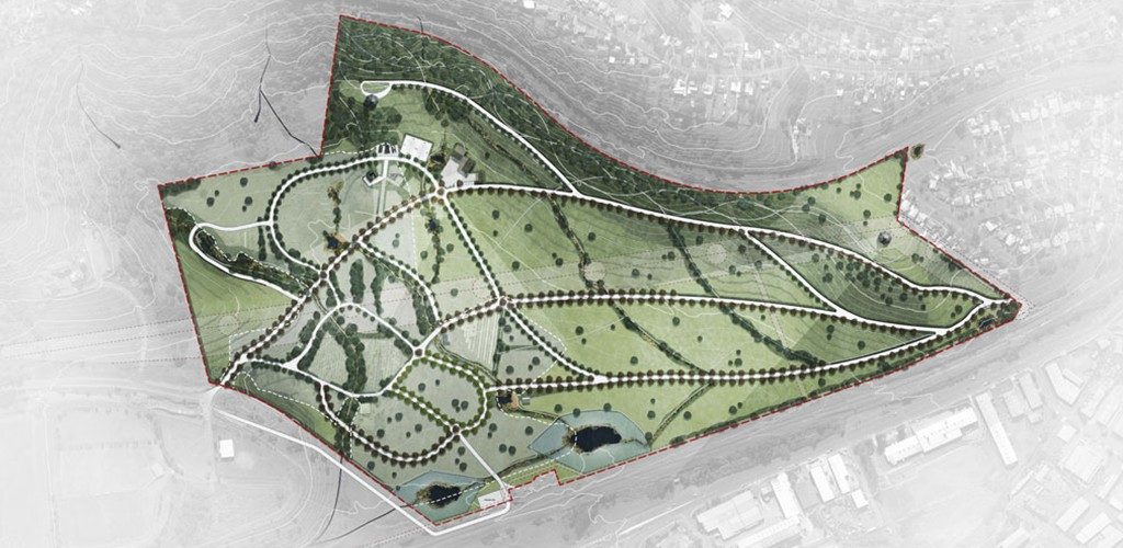Wollongong Lawn Cemetery Masterplan