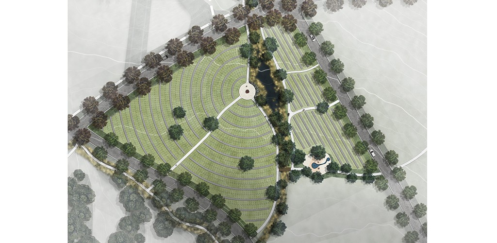 Wollongong cemetery planning Lawn