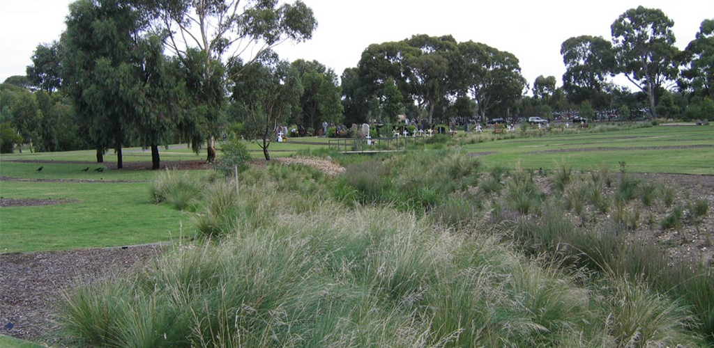 Edendale memorial park plan